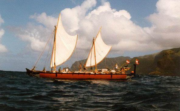 Ara-Moana for sejl